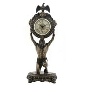 Unicorn Studios WU75467A4 Atlas Clock