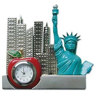 Ruda Overseas 099 NY Statue of Liberty Clock