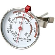 "Taylor Precision Products Candy Deepfry Thermometer 9.15"" diameter Stainless Steel (ORGL20971)"