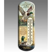 American Expedition Mallard Back Porch Thermometer (IDNM619)