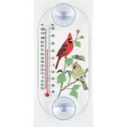 Aspects Cardinal Pair Window Thermometer