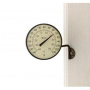 Conant Custom Brass Dial Thermometer Bronze Patina Finish