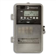 TekSupply Intermatic 24 Hour Electronic Time Switch with 2 Circuits (FRMTK4945)