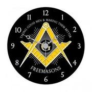 Sigma Impex CLK,111 Masonic Wall Clock