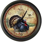 American Expedition Wild Turkey Wall Clock (GC10078)