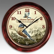 American Expedition SCLK-133 Signature Series Bluebird Clock (IDMN701)