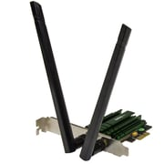 StarTech® PCI Express Ac1200 Dual Band Wireless-Ac Network Adapter, PCIE 802.11Ac Wifi Card