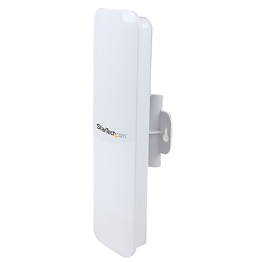 StarTech® Outdoor 300 Mbps 2T2R Wireless-N Access Point, 5Ghz 802.11A/N Poe-Powered Wifi Ap