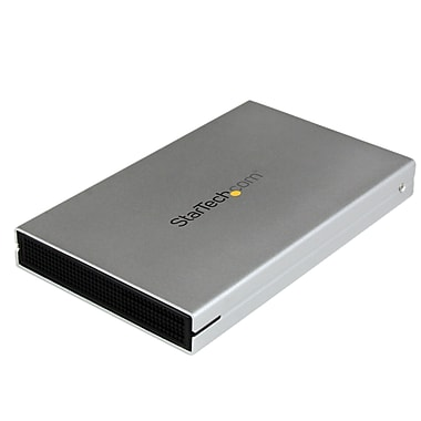 Startech.Com Esatap/Esata Or USB 3.0 External 2.5In SATAIII 6 Gbps Hard Drive Enclosure with Uasp, Portable Hdd/Sdd