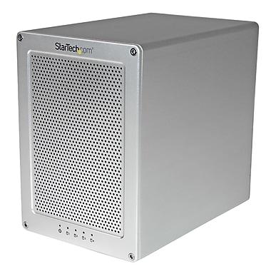 StarTech ® Boîtier pour 4 disques durs Thunderbolt 2 avec RAID