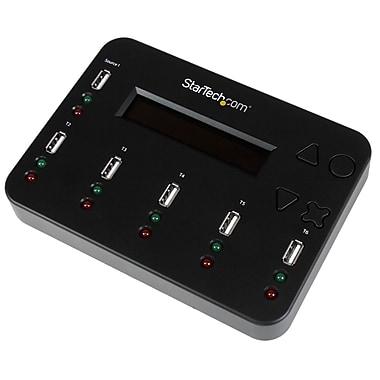 StarTech – Duplicateur et effaceur autonome 1:5 pour clé Flash USB