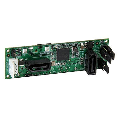 StarTech ® Adaptateur Raid disque dur SATADual, carte contrôleur connecteur SATA à Dual SATAHdd interne