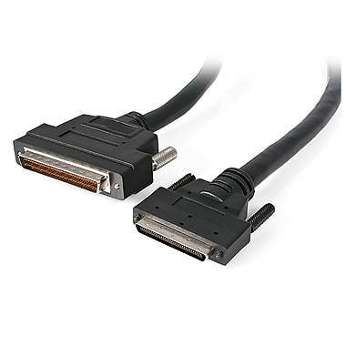 StarTech® 6 Ft External Vhd68 to Hpdb68 Scsi Cable, M/M