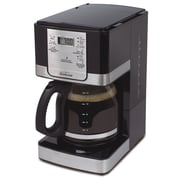 Sunbeam 12-Cup Programmable Coffeemaker, Black