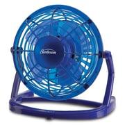 """Sunbeam Cool Me 4"""" Plastic USB Fans"""