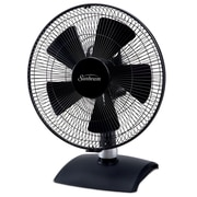 Sunbeam Designer Series 5 Speed Table Fan with Easy Access Control