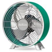 Sunbeam – Ventilateur de table rétro Designer Series de 9 po, bleu sarcelle