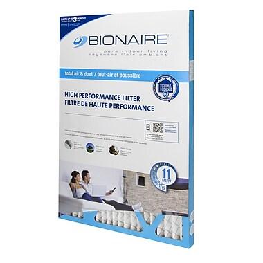BionaireMD – Filtre à fournaise Total Air Merv 11, 16 x 25