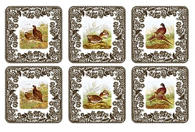 Pimpernel Woodland Coaster Set (Set of 6) WYF078277895850