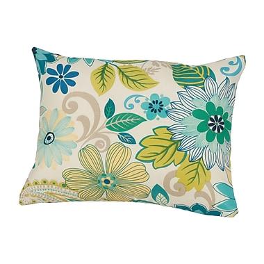 Rennie & Rose Design Group Gaya Indoor/Outdoor Lumbar Pillow; Natural