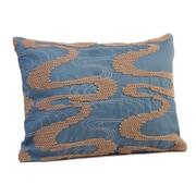 Rennie & Rose Design Group ViceroyBoudoir/Breakfast Pillow; Sandstone