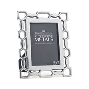 Philip Whitney Pierced Picture Frame; Aluminum