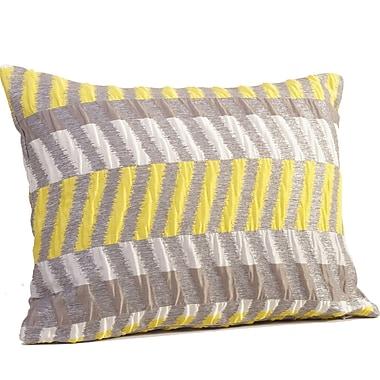 Rennie & Rose Design Group Gypsy Boudoir/Breakfast Pillow; Sunny