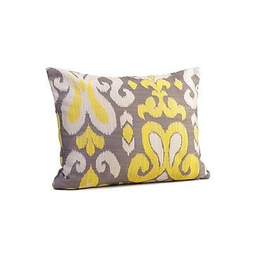 Rennie & Rose Design Group Sultra Boudoir/Breakfast Pillow; Sunny