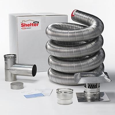 Shelter ShelterPro Flex Liner; 6'' H x
