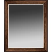 Printfinders Contemporary Wall Mirror; 35.50'' H x 29.50'' W