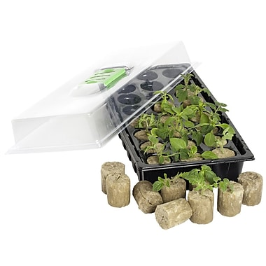 Hydrofarm Jump Start 24 Macro Plug Mini Germination Station