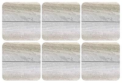 Pimpernel Driftwood Coaster (Set of 6) WYF078277895853