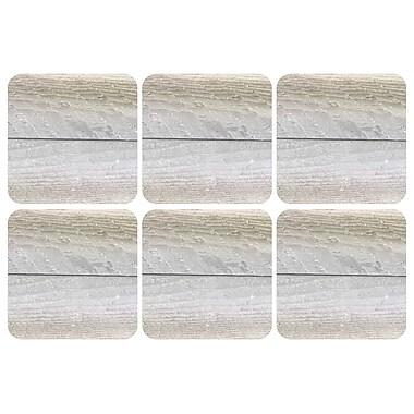 Pimpernel Driftwood Coaster (Set of 6)