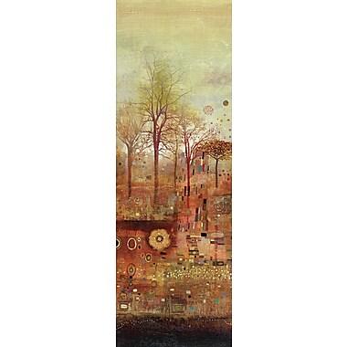 Portfolio Canvas Autumn Delight I by Douglas Painting Print on Wrapped Canvas