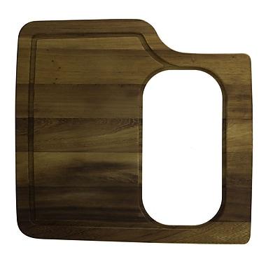 Alfi Brand 2 Piece Rectangular Cutting Board Set w/ Hole