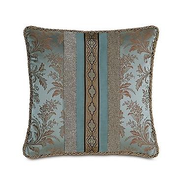 Hen Feathers Monet Foscari Throw Pillow