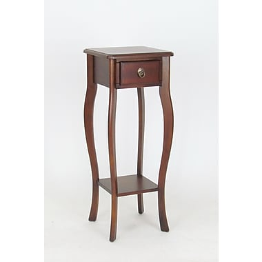 Wayborn Pedestal Telephone Table