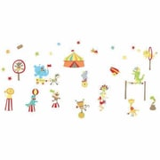 Fun To See Mr Giggle's Circus Room D cor Kit Wall Decal