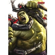 Trend Setters Avengers 2 Hulk Mighty Graphic Art