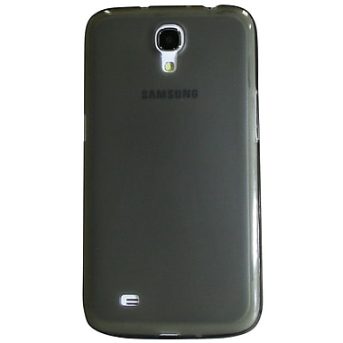Exian Case for Galaxy Mega 6.3, Transparent Grey