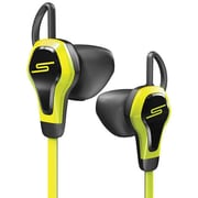 SMS Audio BioSport In-Ear Biometric Earbuds with Heart Rate Monitor (Yellow)