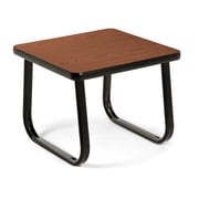 """OFM 20"""" x 20"""" Mahogany End Table (TABLE2020-MHGY)"""