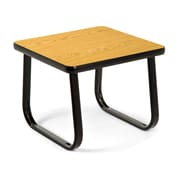 "OFM 20""L x 20""W Oak End Table (TABLE2020-OAK)"