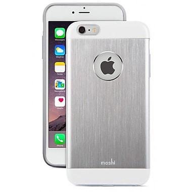 Moshi – Étui iGlaze Armour pour iPhone 6 Plus, Argent