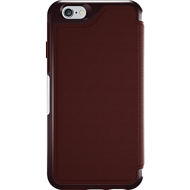 OtterBox – Étui Strada pour iPhone 6, marron