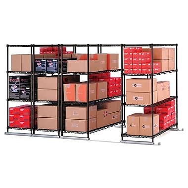 OFM X5 Lite 4 Four Shelf Units with Tracks