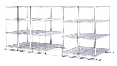 OFM X5 Five Four-Shelf Units, 24
