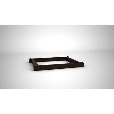 Quagga Designs Qdbasechoc-m Support Base for qd-box™, Dark Chocolate Stain