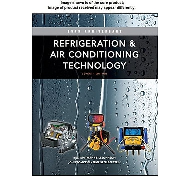 Lab Manual for Whitman/Johnson/Tomczyk/Silberstein's Refrigeration & Air Conditioning Technology, 7th, Used Book