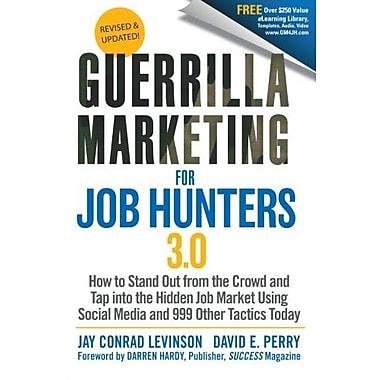 Guerrilla Marketing for Job Hunters 3.0, Used Book